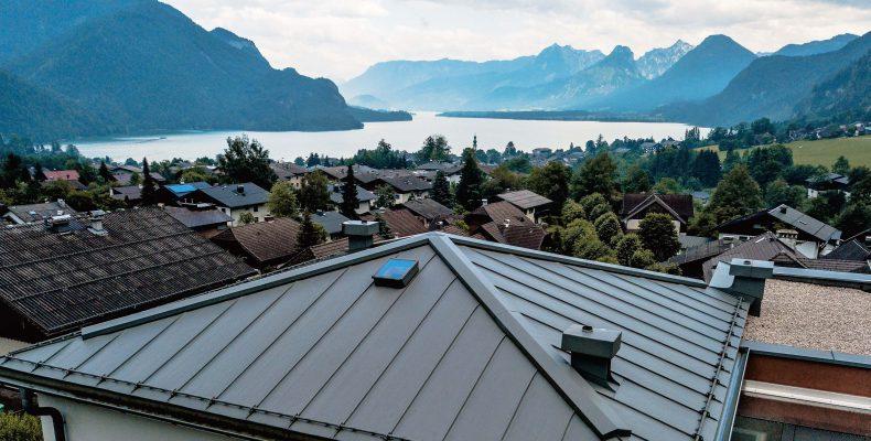 Wolfgangsee Privathaus Metalldach essl-dach (2) slider